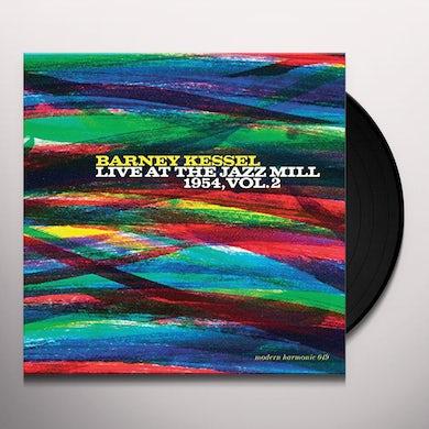 Barney Kessel LIVE AT THE JAZZ MILL 1954 - VOL 2 Vinyl Record