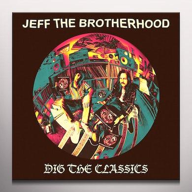 Jeff The Brotherhood DIG THE CLASSICS Vinyl Record