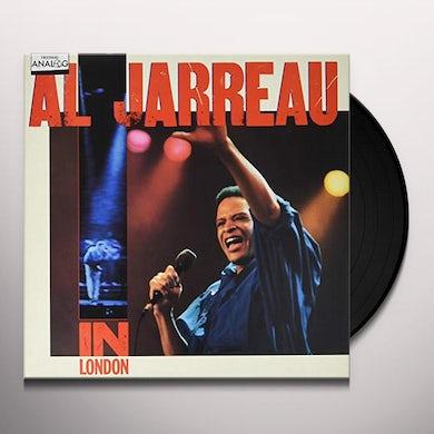 Al Jarreau IN LONDON Vinyl Record