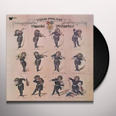 Paganini: 24 Caprices Vinyl Record