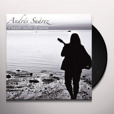 Andres Suarez CUANDO VUELVA LA MAREA Vinyl Record