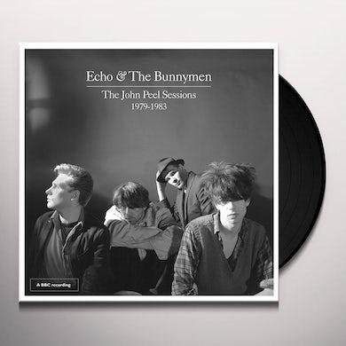 Echo & the Bunnymen JOHN PEEL SESSIONS 1979-1983 Vinyl Record