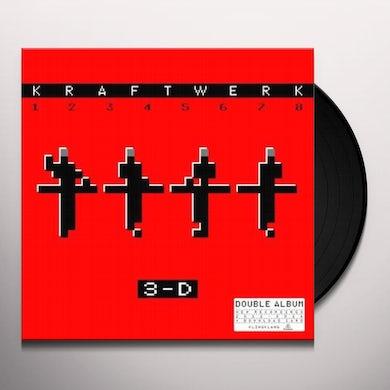 Kraftwerk 3-D: The Catalogue Vinyl Record