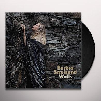 Barbra Streisand WALLS Vinyl Record