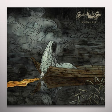 Swallow the Sun LUMINA AUREA  (SLV) (GER) Vinyl Record - Colored Vinyl