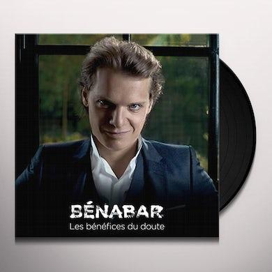 Benabar LES BENEFICES DU DOUTE Vinyl Record