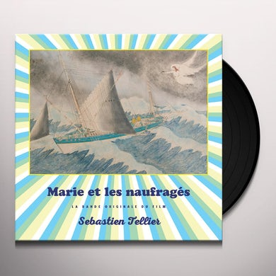 Sebastien Tellier MARIE ET LES NAUFRAGIS - Original Soundtrack Vinyl Record