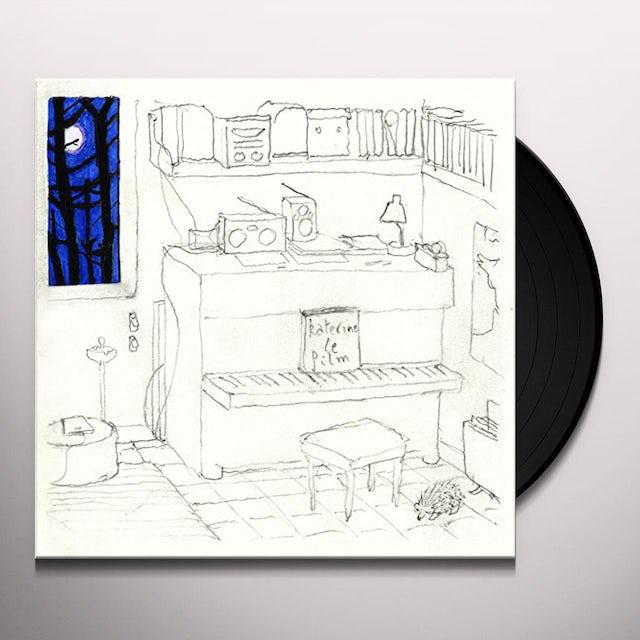 Katerine LE FILM Vinyl Record