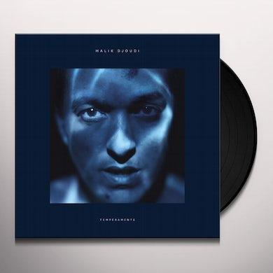 Malik Djoudi TEMPERAMENTS Vinyl Record