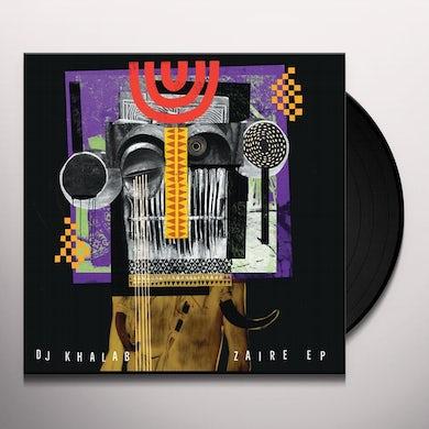 Khalab ZAIRE Vinyl Record