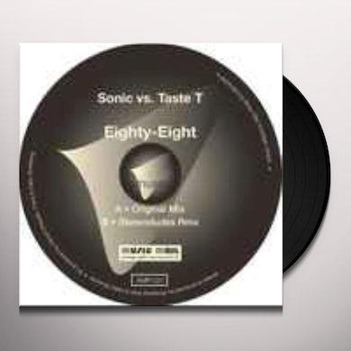 Sonic EIGHTY-EIGHT VS.TASTE T./STEREODUDES REMIX Vinyl Record
