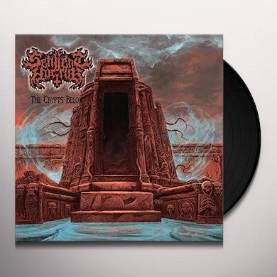 Sentient Horror CRYPTS BELOW Vinyl Record