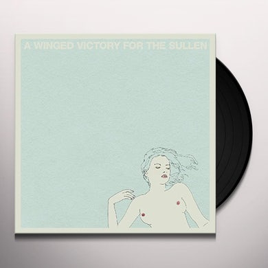 Winged Victory For The Sullen Vinyl Record