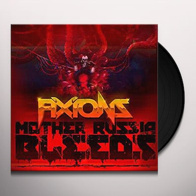 Fixions MOTHER RUSSIA BLEEDS (ORIGINAL SOUNDTRACK) Vinyl Record