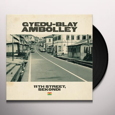 11TH STREET SEKONDI Vinyl Record