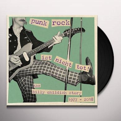 PUNK ROCK IST NICHT TOT Vinyl Record