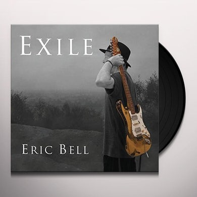 Eric Bell EXILE Vinyl Record