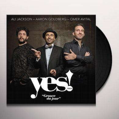 YES! ( JACKSON,ALI  / Goldbergaaron / Omer ) Avital GROOVE DU JOUR Vinyl Record