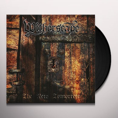 Witherscape NEW TOMORROW (RED VINYL)  (EP)  (GER) Vinyl Record - Colored Vinyl, Red Vinyl