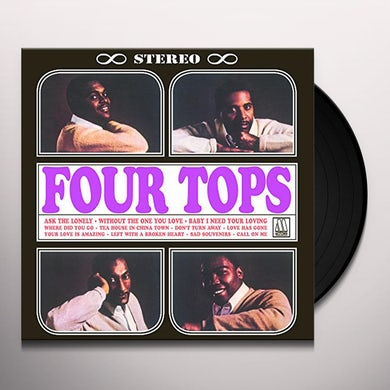 FOUR TOPS Vinyl Record