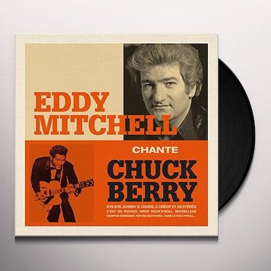 EDDY MITCHELL CHANTE CHUCK BERRY Vinyl Record