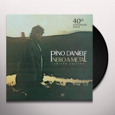 Pino Daniele NERO A META: 40 ANNIVERSARIO Vinyl Record
