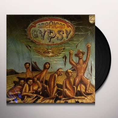American Gypsy ANGEL EYES Vinyl Record