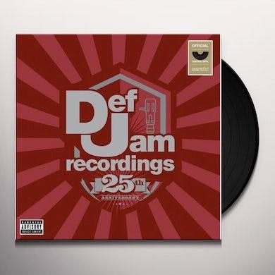 Def Jam 25Th Anniversary / Various Vinyl Record