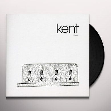 Kent TAND PA Vinyl Record - Sweden Release