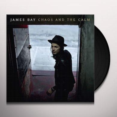 James Bay CHAOS & THE CALM Vinyl Record
