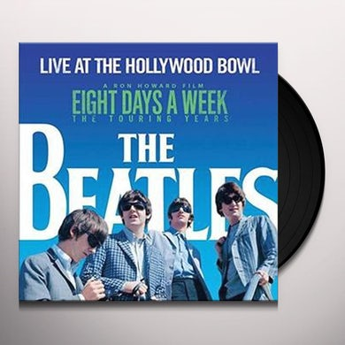 The Beatles Live At The Hollywood Bowl (LP) Vinyl Record