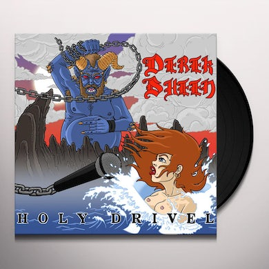 HOLY DRIVEL Vinyl Record