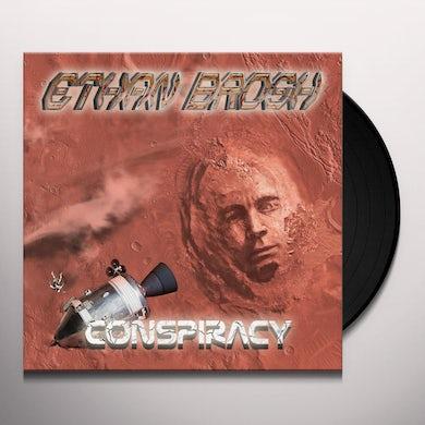 Ethan Brosh CONSPIRACY Vinyl Record