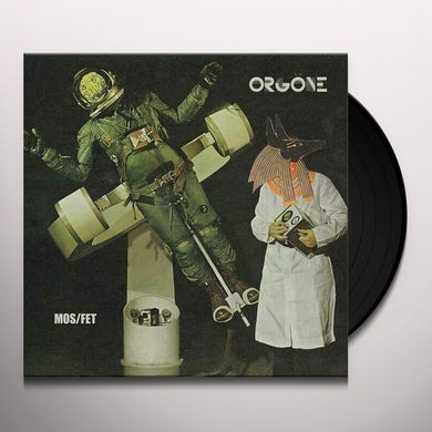 Orgone MOS / FET Vinyl Record
