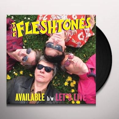 The Fleshtones AVAILABLE Vinyl Record