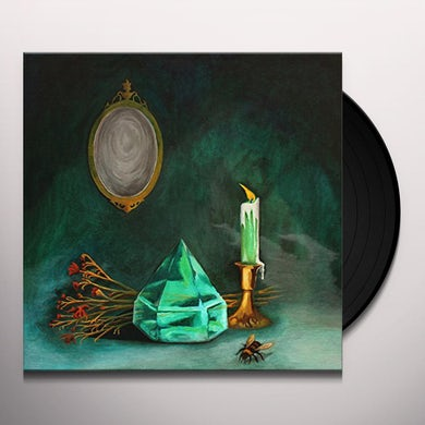 Jasper Lee MIRROR OF WIND Vinyl Record
