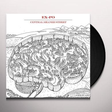 Ex-Po CENTRAL MEANER STREET Vinyl Record