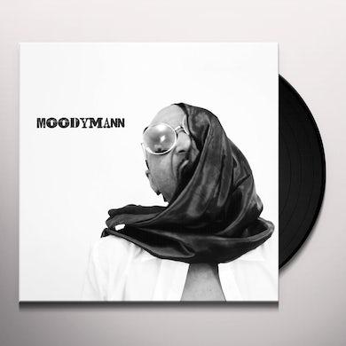 Moodymann PITCH BLACK CITY REUNION / GOT ME COMING BACK RITE Vinyl Record