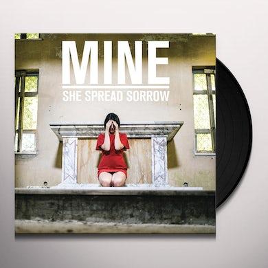 She Spread Sorrow MINE Vinyl Record