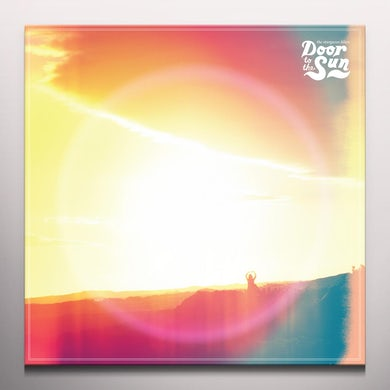 STARGAZER LILIES DOOR TO THE SUN - Limited Edition Colored Vinyl Record