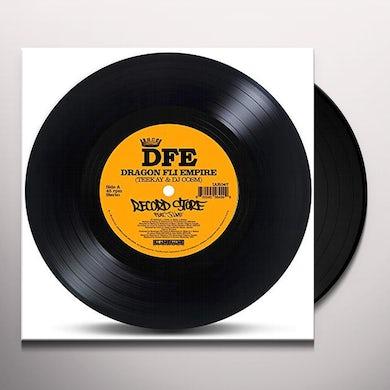 Dragon Fli Empire RECORD STORE / FLI BEAT PATROL Vinyl Record