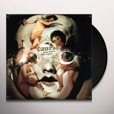 Caural MIRRORS FOR EYES Vinyl Record