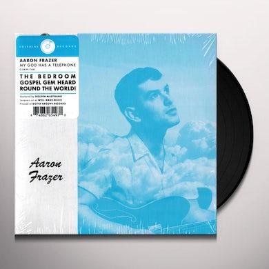MY GOD HAS A TELEPHONE Vinyl Record