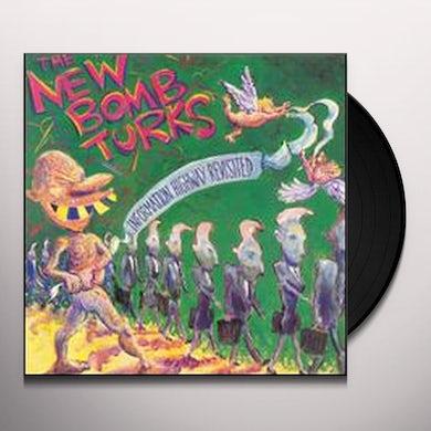 New Bomb Turks INFORMATION HIGHWAY REVISITED Vinyl Record