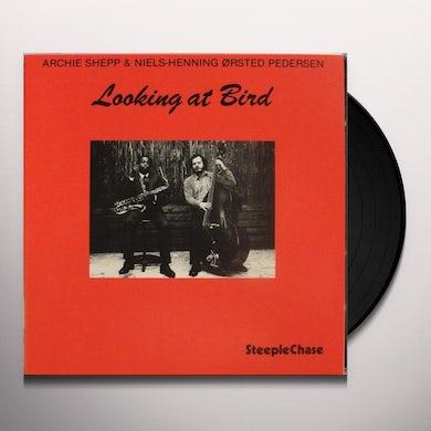 LOOKING AT BIRD Vinyl Record