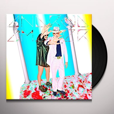 ANDROID AMAKER Vinyl Record
