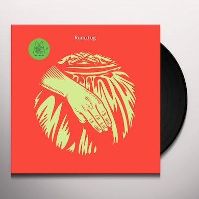 Moderat RUNNING Vinyl Record