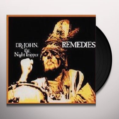 Dr. John REMEDIES Vinyl Record
