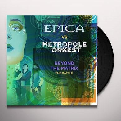 Epica BEYOND THE MATRIX: THE BATTLE Vinyl Record