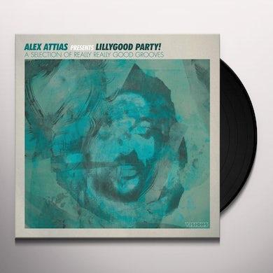 Alex Attias Presents Lillygood Party / Various Vinyl Record